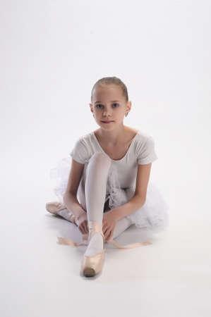 Little ballerina photo