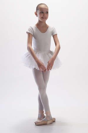 The ballerina Stock Photo - 9080079