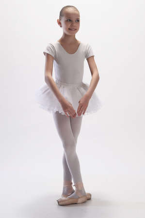 The ballerina Stock Photo - 9080079