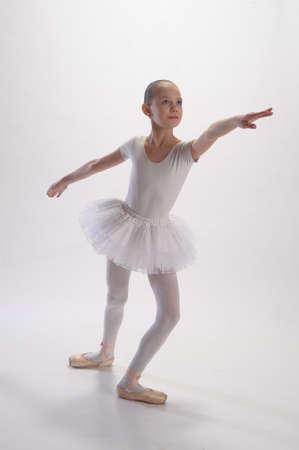 1 person: The ballerina Stock Photo