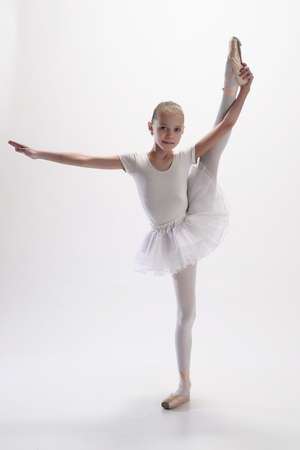 The ballerina photo