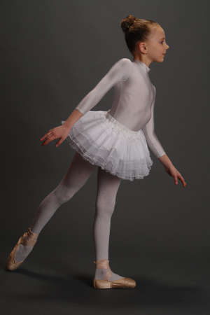The ballerina Stock Photo - 9079567