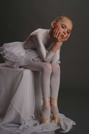 The ballerina photo