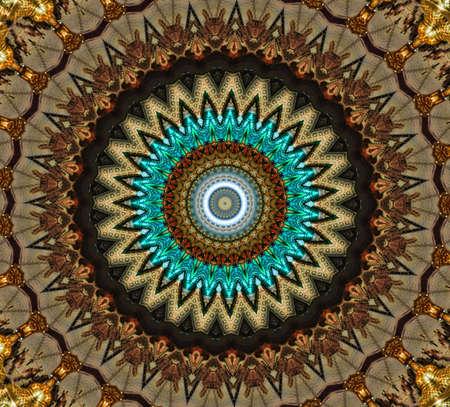 mosaic pattern photo