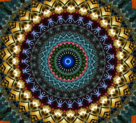 mosaic pattern Stock Photo - 9266823