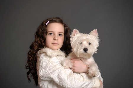 Puppy Love Stock Photo - 9378489