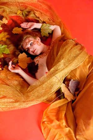 Autumn desire Stock Photo - 9381176