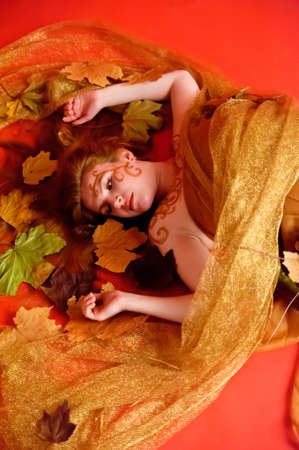 Autumn desire Stock Photo - 9381179