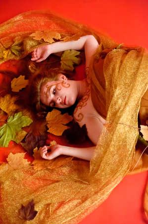 Autumn desire Stock Photo - 9381179