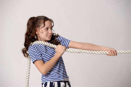 little sailor Stock Photo - 9414135