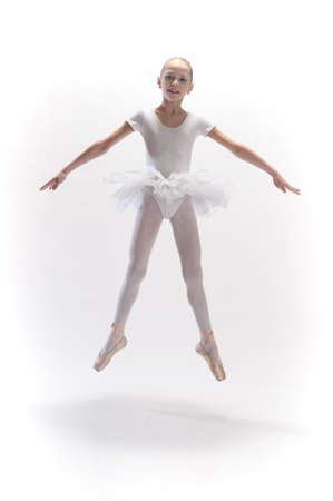 Ballet Girl Stock Photo - 9412793