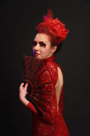 Latino dancer photo