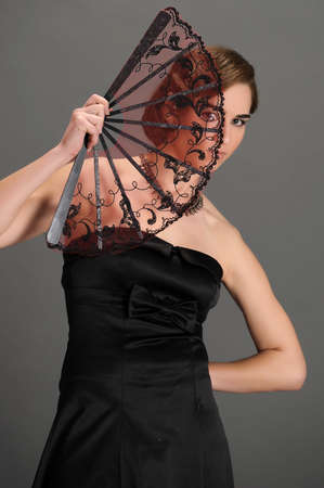 Spanish woman photo