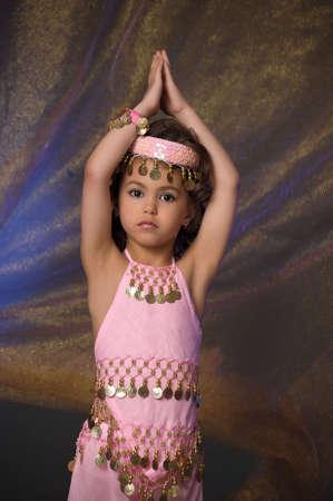 Oriental Princess Stock Photo - 9497296