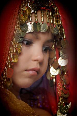 india dance: Oriental Princess