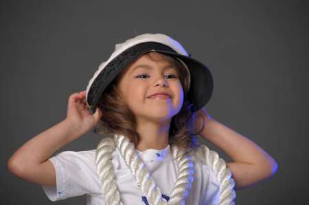 a young sailor photo