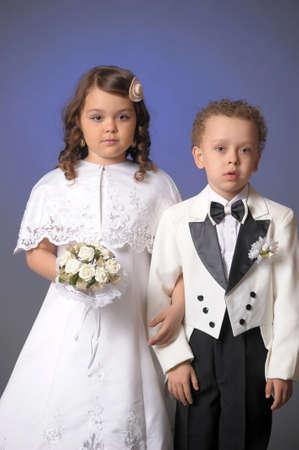 Bride and groom Stock Photo - 12024110