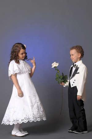 Bride and groom Stock Photo - 12024094