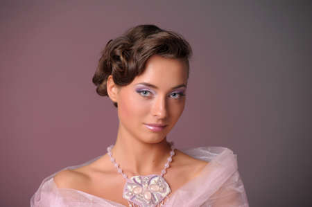 9669620: wedding hairstyle