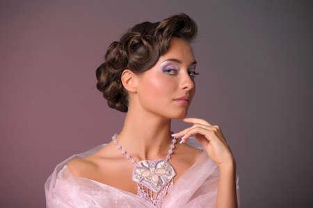 wedding hairstyle photo