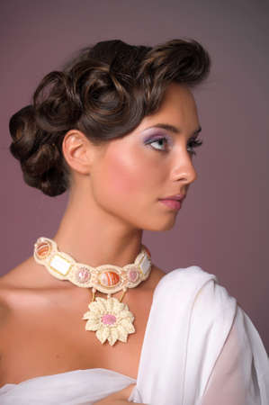 wedding hairstyle photo