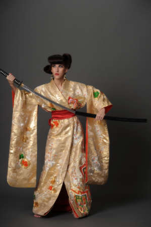 geisha photo