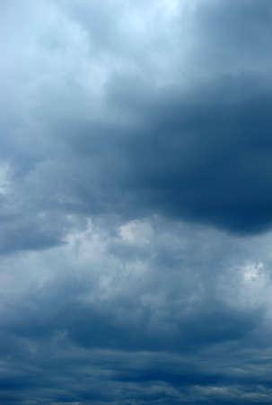 stormy skies photo