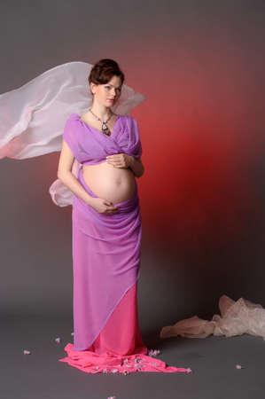 pregnant woman Stock Photo - 10093633