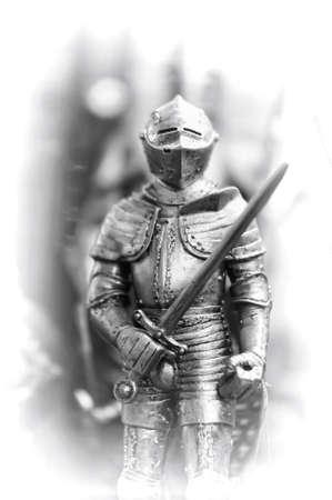 medieval knight photo
