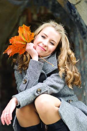 Autumn pleasure Stock Photo - 10577740