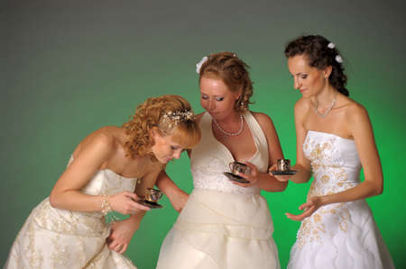 tattle: three brides talk