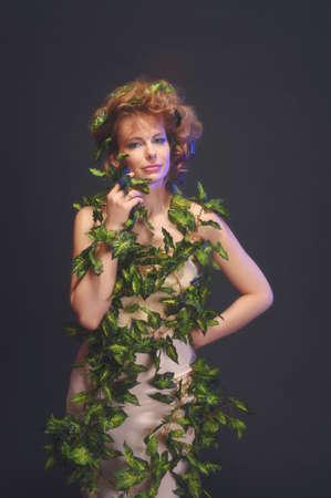 Ivy Girl Stock Photo - 10727955