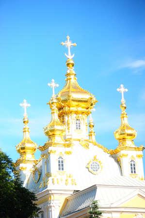 peterhof: Peterhof Church