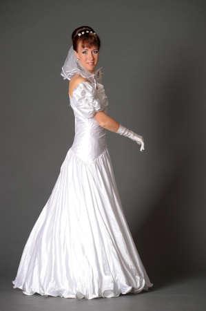 The happy bride Stock Photo - 11037112