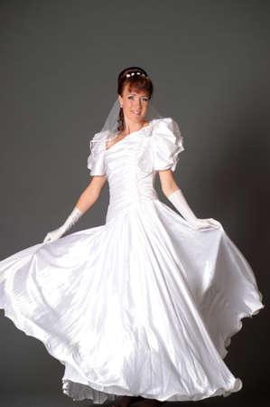 The happy bride  photo