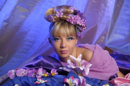 Flower Fairy Stock Photo - 11423094