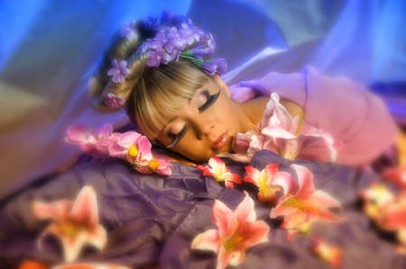 Flower Fairy Stock Photo - 11423083