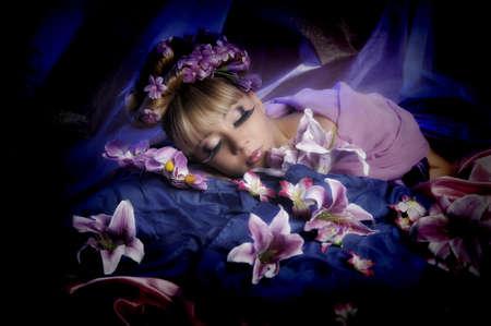 Flower Fairy Banque d'images - 11422892