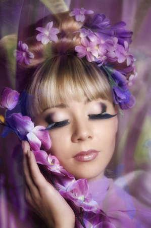 Floral Dream Fairy photo