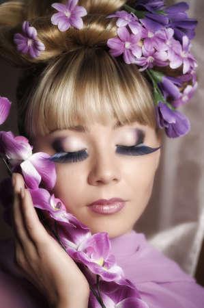 Floral Dream Fairy Stock Photo - 11422994