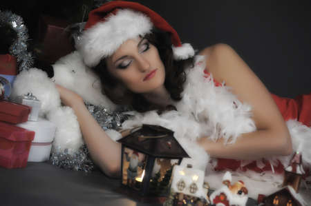 Christmas dreams photo