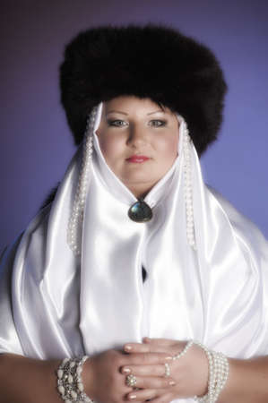 Russian noblewoman Stock Photo - 11489579