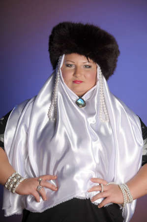 Russian noblewoman photo