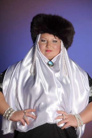 Russian noblewoman photo
