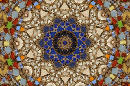 Old Mosaic Stock Photo - 11257276