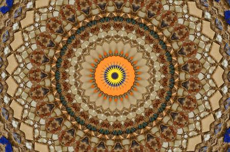 Old Mosaic Stock Photo - 11257279