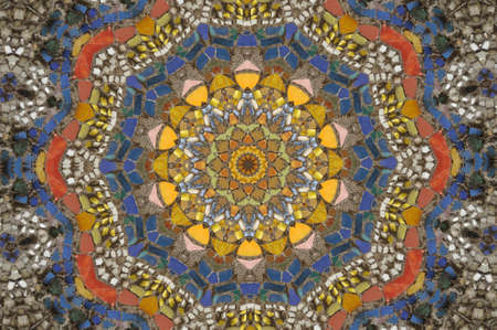 Old Mosaic  photo