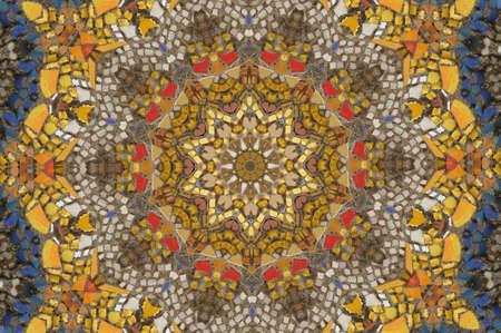 Old Mosaic Stock Photo - 11257113