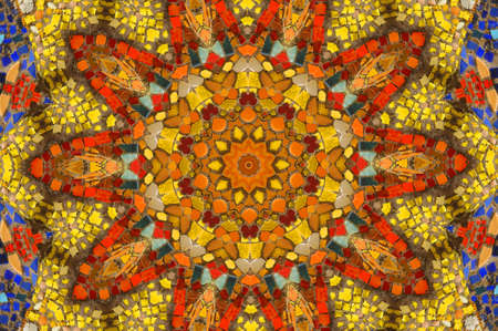 Old Mosaic  photo