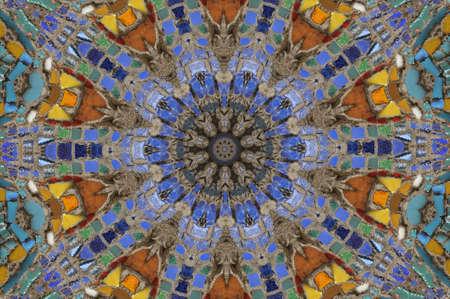 Old Mosaic Stock Photo - 11257112